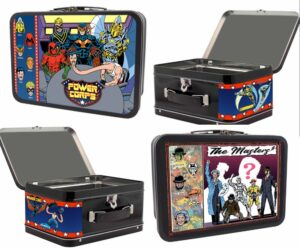 Power Comics Lunch Box