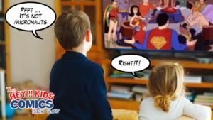 The Hey Kids Comics Radio Show – Episode 179